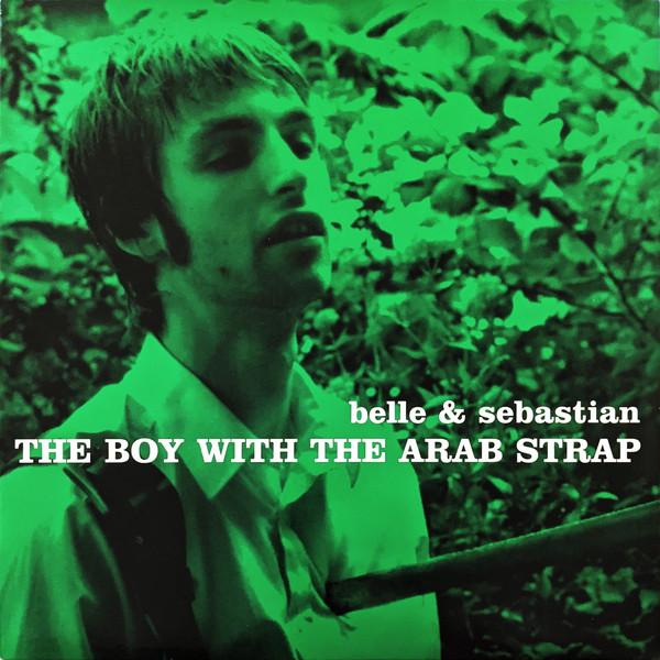 Belle & Sebastian The Boy With The Arab Strap Vinyl