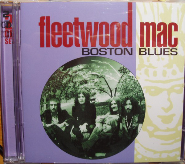 Fleetwood Mac Boston Blues CD