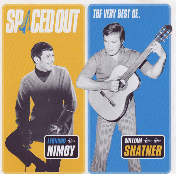 Leonard Nimoy & William Shatner Spaced Out