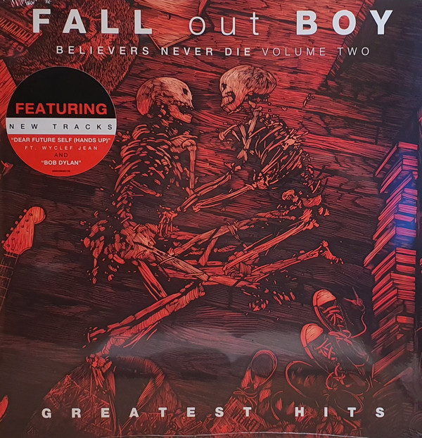 Fall Out Boy Believers Never Die (Volume 2)  Vinyl