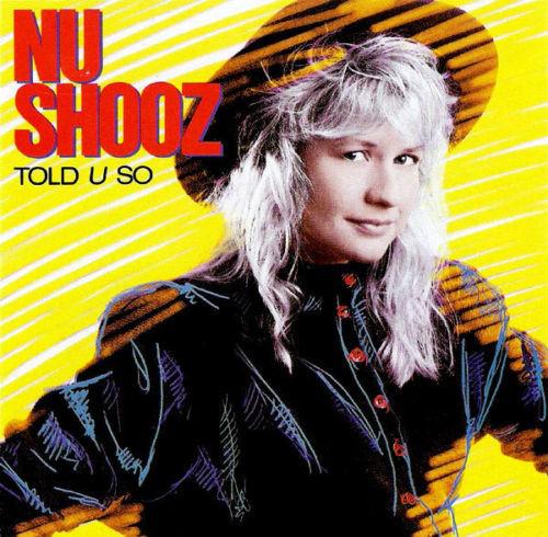 Nu Shooz Told U So Vinyl