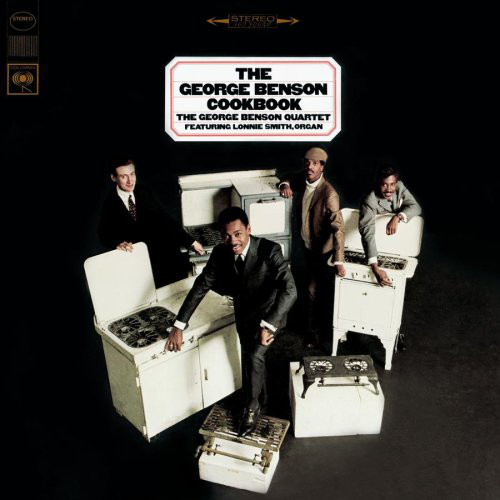 George Benson The George Benson Cookbook