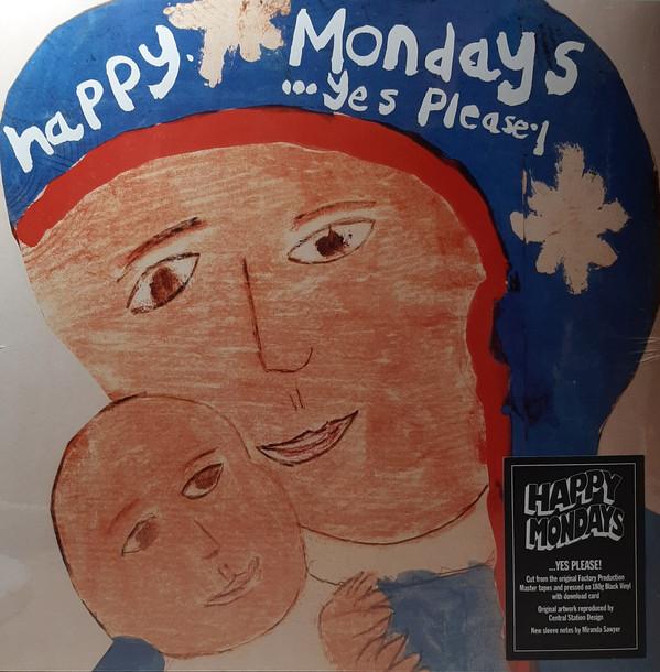 Happy Mondays ...Yes Please! Vinyl