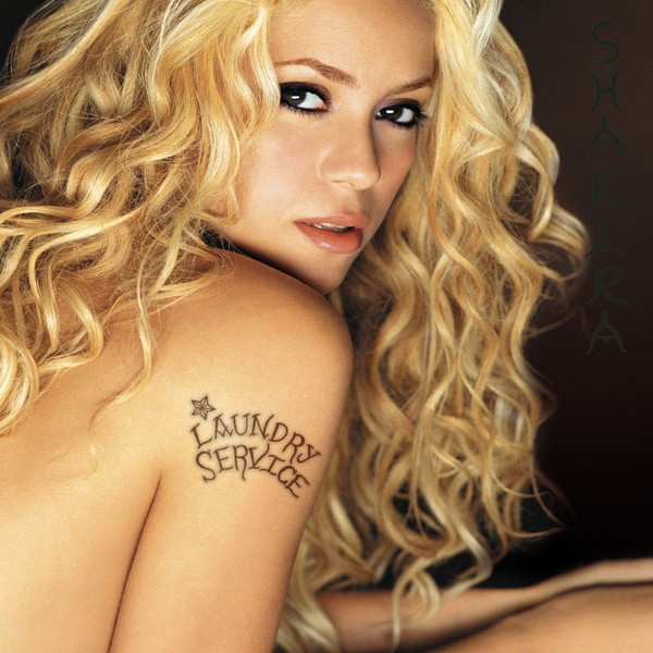 Shakira Laundry Service : Limited Edition : Washed And Dried