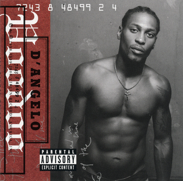 D'Angelo Voodoo CD
