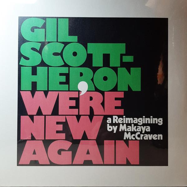 Gil Scott-Heron / Makaya McCraven  We're New Again (A Reimagining By Makaya McCraven) Vinyl