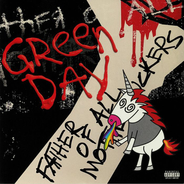Green Day Father Of All... Vinyl