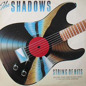 The Shadows String Of Hits Vinyl