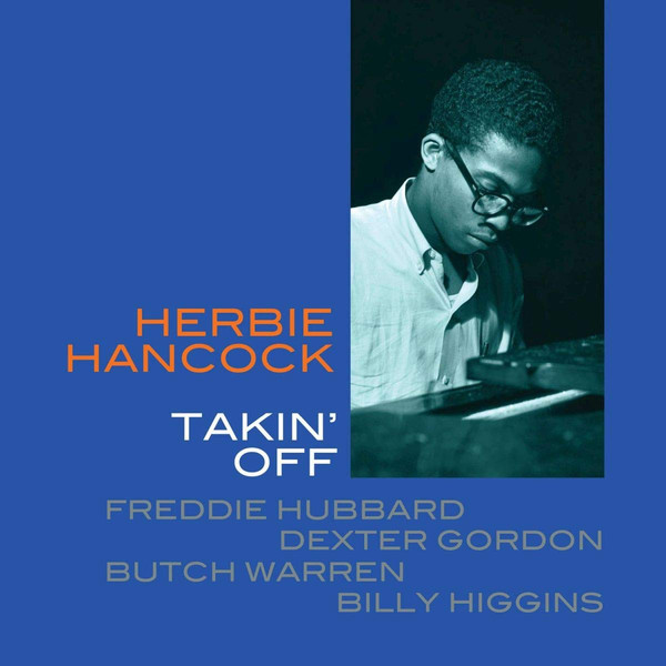Hancock, Herbie Takin' Off Vinyl