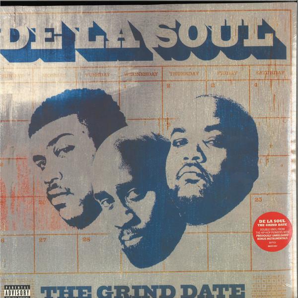 De La Soul The Grind Date Vinyl