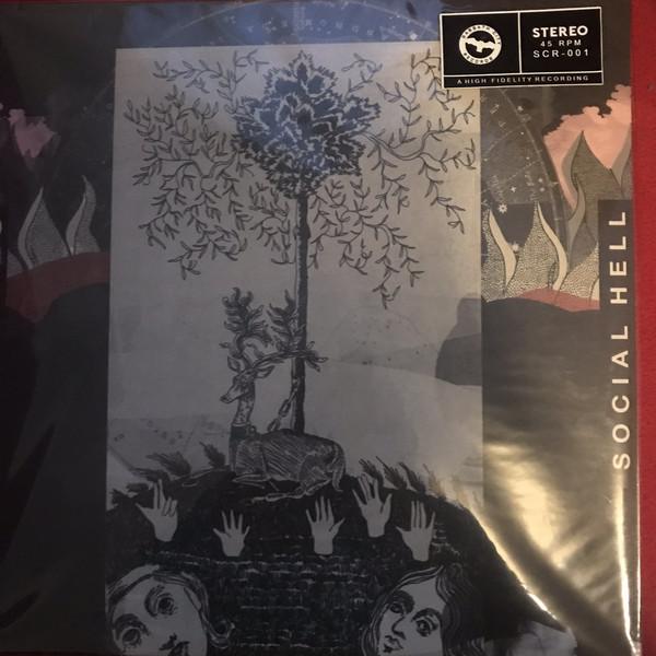 Lovebites Social Hell Vinyl