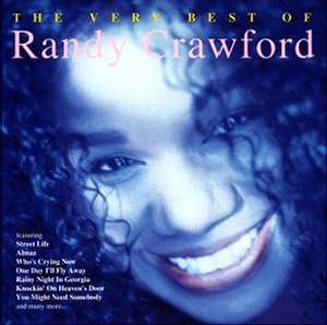 Crawford, Randy The Very Best Of Randy Crawford Vinyl