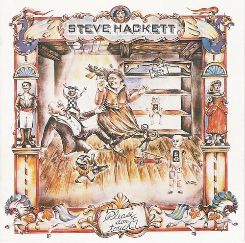 Hackett, Steve Please Don't Touch