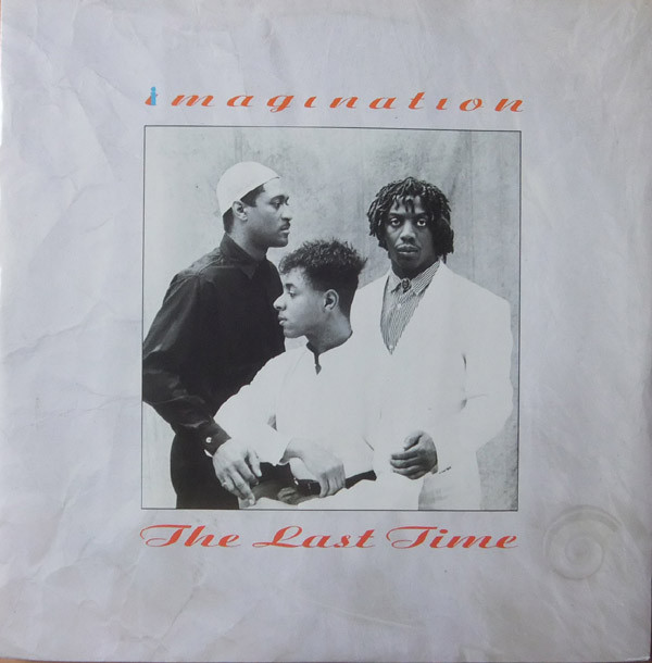 Imagination The Last Time Vinyl