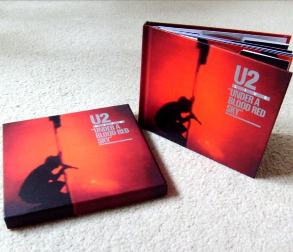 U2 Under A Blood Red Sky (Live)