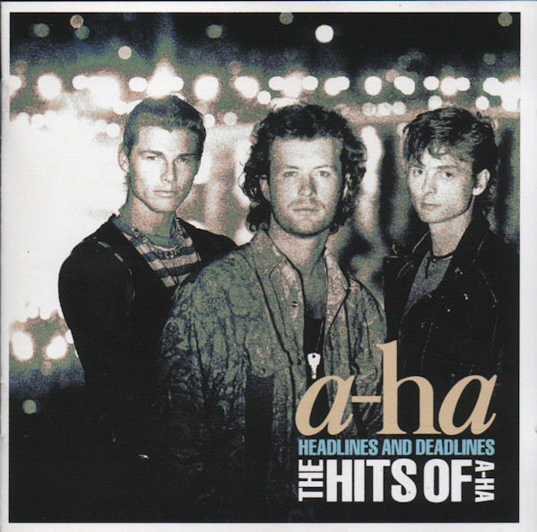 A-Ha Headlines & Deadlines - The Hits Of A-Ha