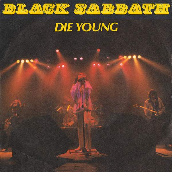 Black Sabbath Die Young