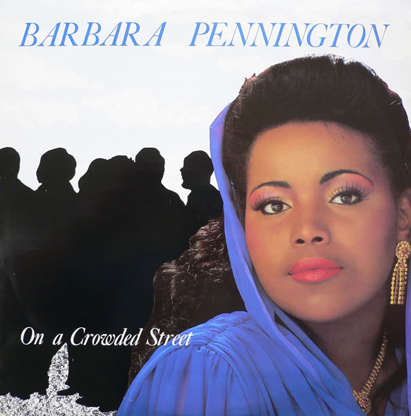 Pennington, Barbara On A Crowded Street Vinyl