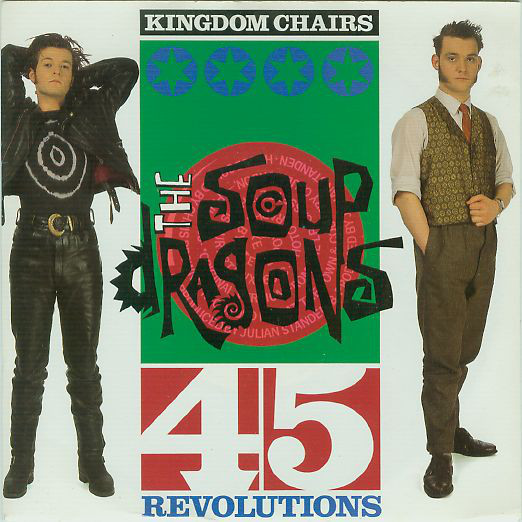 The Soup Dragons Kingdom Chairs Vinyl