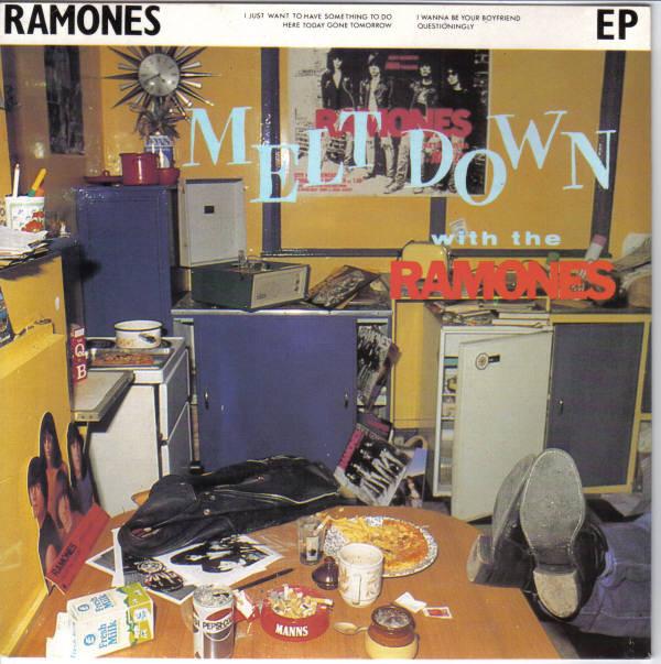 Ramones Meltdown With The Ramones Vinyl