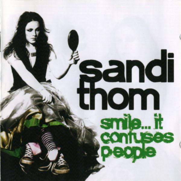 Thom, Sandi Smile... It Confuses People