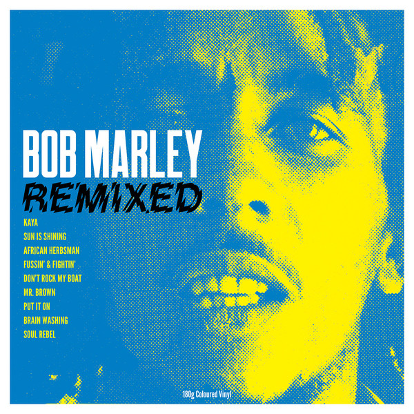Bob Marley Remixed Vinyl