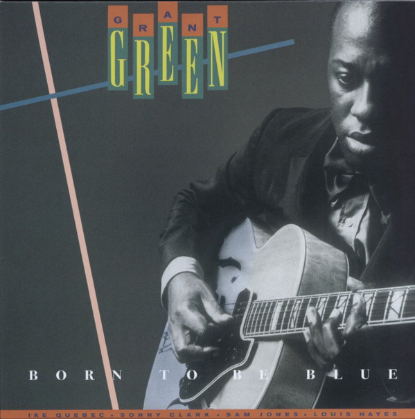 Grant Green Born To Be Blue Vinyl