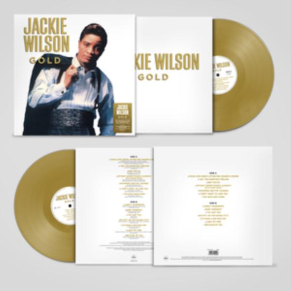Wilson, Jackie Gold Vinyl