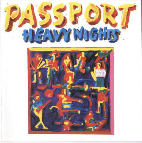 Passport Heavy Nights Vinyl