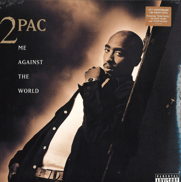 2Pac Me Against The World Vinyl