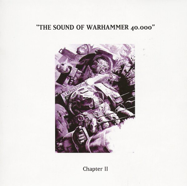 Various The Sound Of Warhammer 40.000 Chapter II  CD
