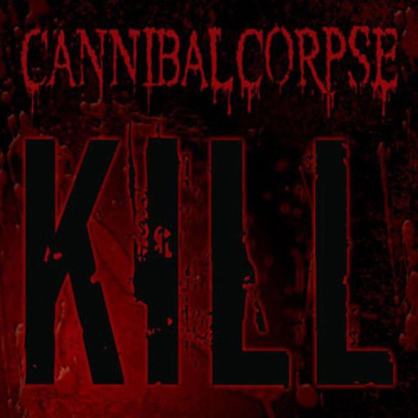 Cannibal Corpse Kill Vinyl