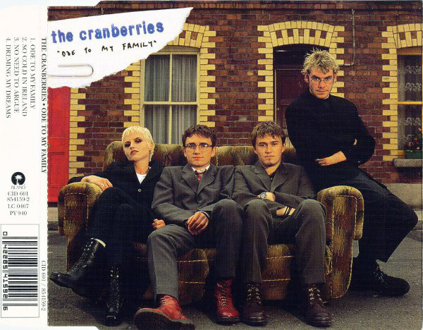 Cranberries (The) Ode To My Family Vinyl