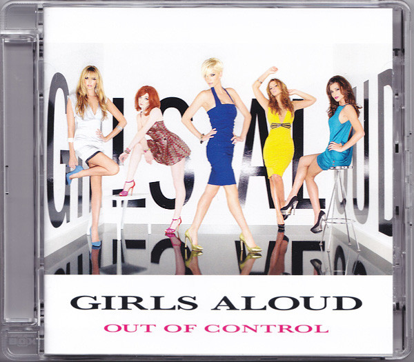 Girls Aloud Out Of Control Vinyl