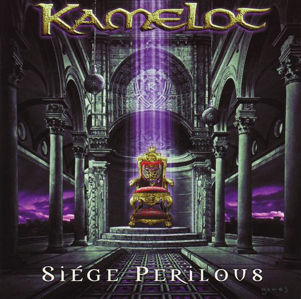 Kamelot Siege Perilous Vinyl