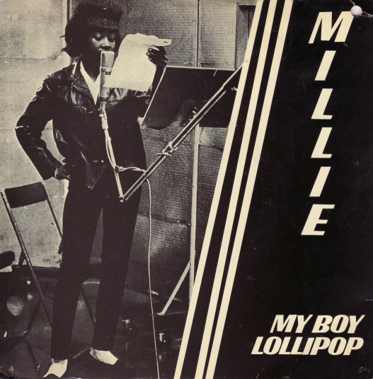Millie My Boy Lollipop/Oh Henry