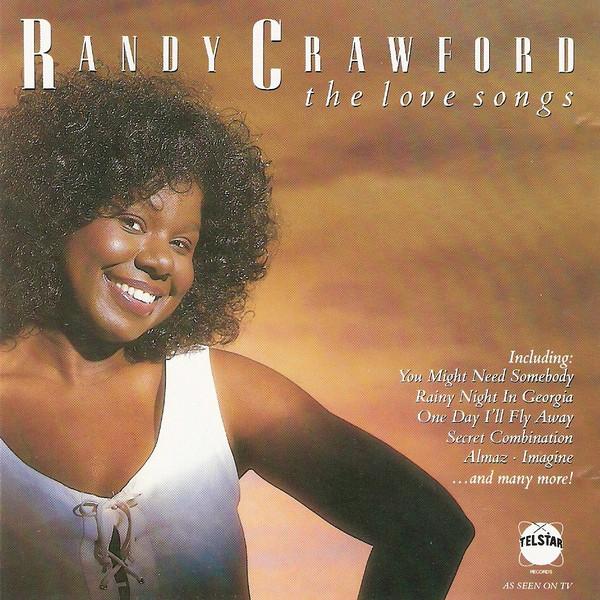 Crawford, Randy The Love Songs Vinyl