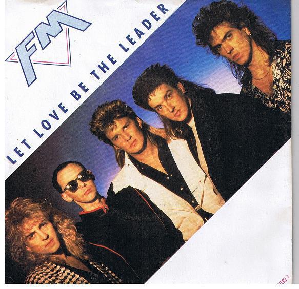 FM Let Love Be The Leader  Vinyl
