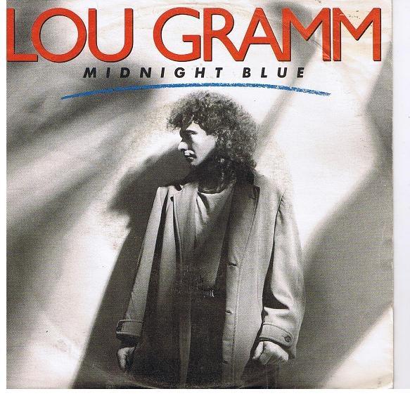 Gramm, Lou Midnight Blue Vinyl