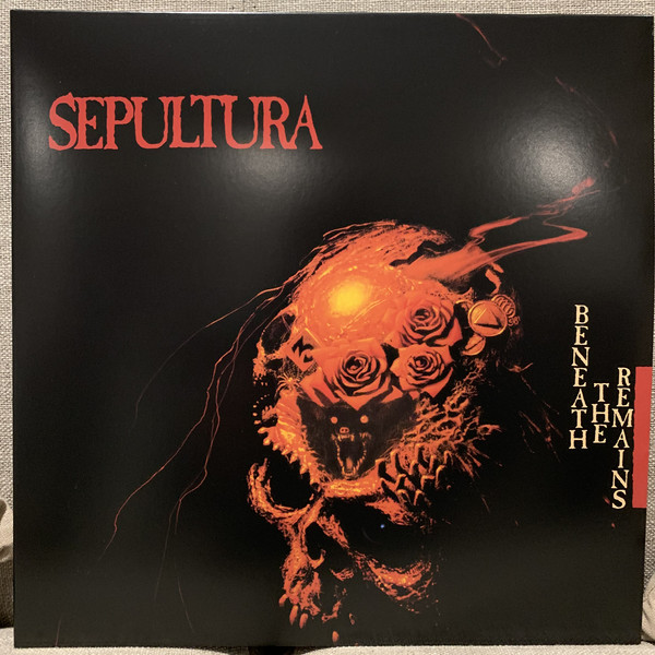 Sepultura Beneath The Remains Vinyl