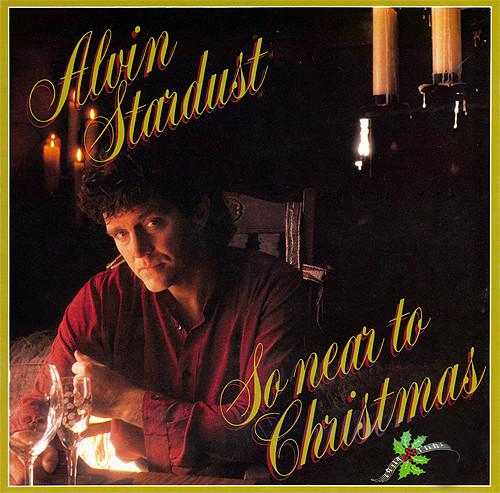 Alvin Stardust So Near to Christmas