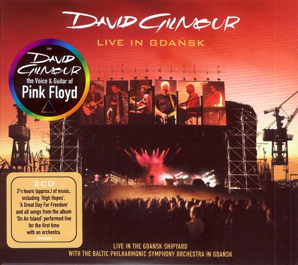 Gilmour, David Live In Gdansk