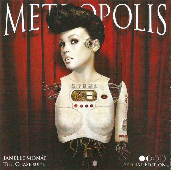 Monáe, Janelle  Metropolis