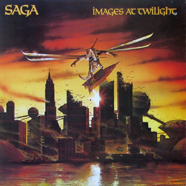 Saga Images At Twilight Vinyl