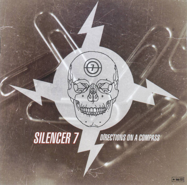Silencer 7 Directions On A Compass CD