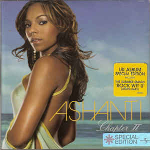 Ashanti Chapter Two CD