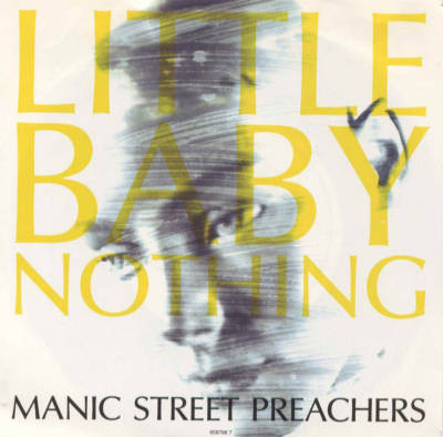 Manic Street Preachers Little Baby Nothing Vinyl
