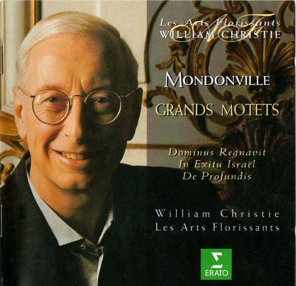 Mondonville - William Christie & Les Arts Florissants Grands Motets Vinyl