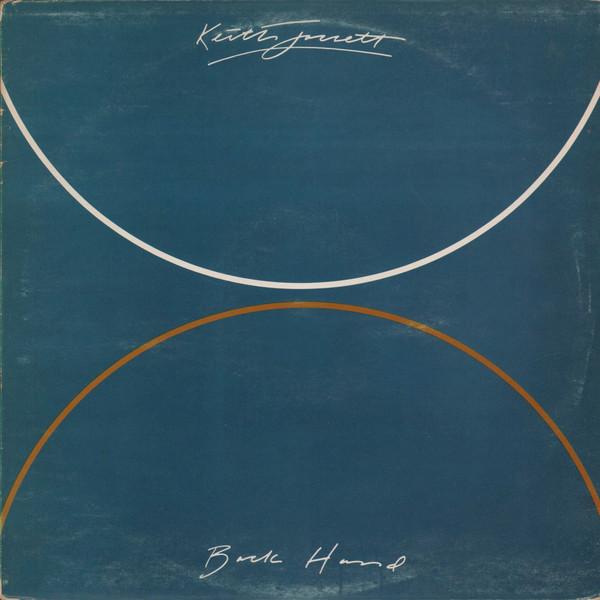 Jarrett, Keith Back Hand Vinyl