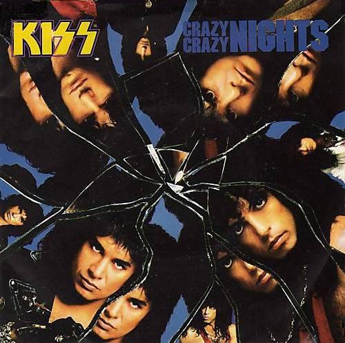 Kiss Crazy Crazy Nights